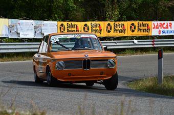 Moreno Sedanetti (Valdelsa Classic – BMW 2002 Tii – 244), CAMPIONATO ITALIANO VEL. SALITA AUTO STORICHE