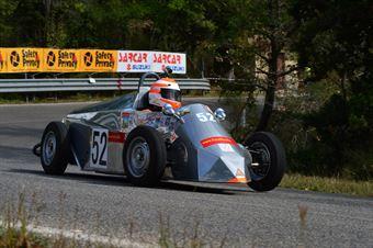 Giuseppe Sofia (Sofia Formula Monza – 52), CAMPIONATO ITALIANO VEL. SALITA AUTO STORICHE