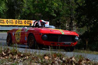 Giorgio Taglietti (Bologna Squadra Corse – Lancia F&M Barchetta – 135), CAMPIONATO ITALIANO VEL. SALITA AUTO STORICHE