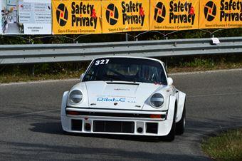 Giorgio Tessore (Racing Club 19 – Porsche 911 – 327), CAMPIONATO ITALIANO VEL. SALITA AUTO STORICHE