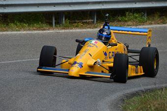 Ferruccio Torre (Team Italia – Reynard 893 – 41), CAMPIONATO ITALIANO VEL. SALITA AUTO STORICHE