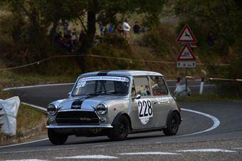 Paolo Toti (Valdelsa Classic – Mini Cooper – 228), CAMPIONATO ITALIANO VEL. SALITA AUTO STORICHE