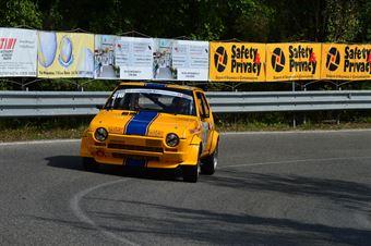 Gabriele Tramonti (Valdelsa Classic – Fiat Ritmo 75L – 316), CAMPIONATO ITALIANO VEL. SALITA AUTO STORICHE