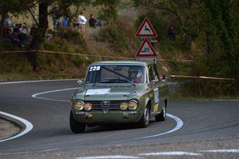 Stefano Venanzi (Alfa Romeo Giulia S. – 229), CAMPIONATO ITALIANO VEL. SALITA AUTO STORICHE