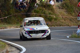 Graziano Ventura (Bologna Squadra Corse – BMW 2002 Tii – 149), CAMPIONATO ITALIANO VEL. SALITA AUTO STORICHE