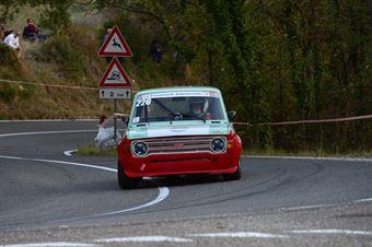 Fabrizio Verniani (Granducato Corse – Fiat 128 – 226), CAMPIONATO ITALIANO VEL. SALITA AUTO STORICHE