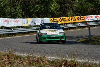 Werner Winsteig (A – Citroen AX Sport – 27), CAMPIONATO ITALIANO VEL. SALITA AUTO STORICHE