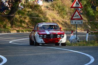 Fosco Zambelli (Team Italia – Alfa Romeo GTAM – 248), CAMPIONATO ITALIANO VEL. SALITA AUTO STORICHE