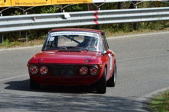 Giampiero Zampieri (Lancia Fulvia HF – 118), CAMPIONATO ITALIANO VEL. SALITA AUTO STORICHE