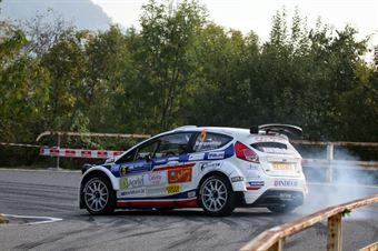 Giuseppe Bergantino, Fabio Grimaldi (Ford Fiesta R5 #5, New Jolly Motor), CAMPIONATO ITALIANO WRC