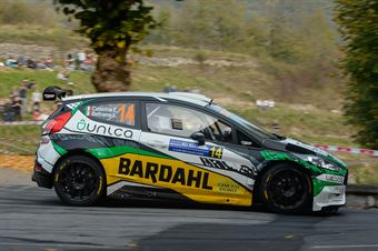 Ettore Catterina, Luca Beltrame (Ford Fiesta R5 #14, Giesse Promotion), CAMPIONATO ITALIANO WRC