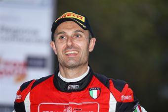 Manuel Sossella, (Ford Fiesta WRC #6, Palladio), CAMPIONATO ITALIANO WRC