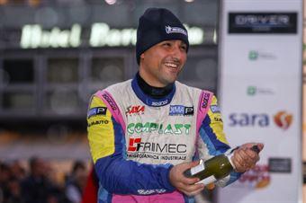 Marco Signor, (Ford Fiesta WRC #, Sama Racing), CAMPIONATO ITALIANO WRC