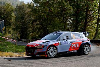 Pedro, Emanuele Baldaccini (Hyundai i20 R5 #9, Car Racing), CAMPIONATO ITALIANO WRC