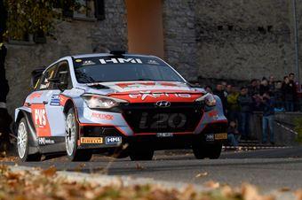 Pedro, Emanuele Baldaccini (Hyundai i20 WRC #9, Car Racing) , CAMPIONATO ITALIANO WRC