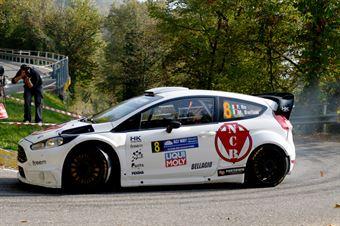 Felice Re, Mara Bariani (Ford Fiesta WRC #8, Etruria), CAMPIONATO ITALIANO WRC