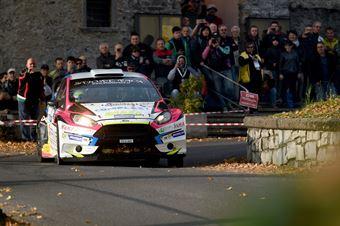 Marco Signor, Patrick Bernardi (Ford Fiesta WRC #2, Sama Racing) , CAMPIONATO ITALIANO WRC