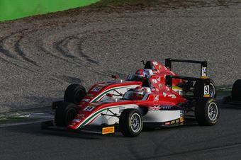 Marcus Armstrong (Prema Power Team,Tatuus F.4 T014 Abarth #9), Enzo Fittipaldi (Prema Power Team,Tatuus F.4 T014 Abarth #74)       , ITALIAN F.4 CHAMPIONSHIP POWERED BY ABARTH
