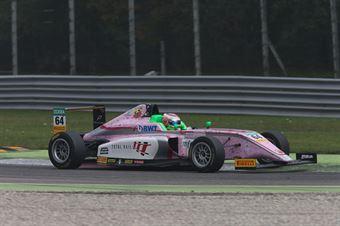 Olli Caldwell (BWT Mucke Motorsport,Tatuus F.4 T014 Abarth #64)    , ITALIAN F.4 CHAMPIONSHIP POWERED BY ABARTH