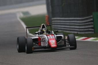 Felipe Branquinho De Castro (DR Formula,Tatuus F.4 T014 Abarth #55)    , ITALIAN F.4 CHAMPIONSHIP POWERED BY ABARTH