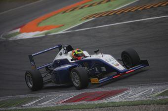 Andrea Dell'Accio (Henry Morrogh Racing D.S.,Tatuus F.4 T014 Abarth #24)    , ITALIAN F.4 CHAMPIONSHIP POWERED BY ABARTH