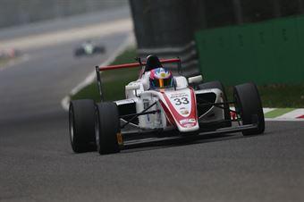 Facundo Garese (Diegi Motorsport,Tatuus F.4 T014 Abarth #) , ITALIAN F.4 CHAMPIONSHIP POWERED BY ABARTH