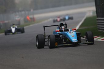 Federico Malvestiti (Jenzer Motorsport,Tatuus F.4 T014 Abarth #27)   , ITALIAN F.4 CHAMPIONSHIP POWERED BY ABARTH