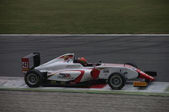 Artem Petrov (DR Formula,Tatuus F.4 T014 Abarth #42)   , ITALIAN F.4 CHAMPIONSHIP POWERED BY ABARTH