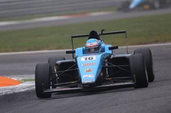 Job Van Uitert  (Jenzer Motorsport,Tatuus F.4 T014 Abarth #16)     , ITALIAN F.4 CHAMPIONSHIP POWERED BY ABARTH