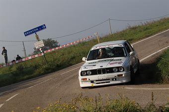 Grobberio Andrea,Valbusa Nicola(Bmw M3,Daytona Race,#108), CAMPIONATO ITALIANO RALLY AUTO STORICHE