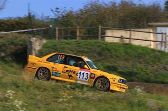 Tezza Denis,Corradini Ermanno(Bmw M3,Scaligera Rally,#113), CAMPIONATO ITALIANO RALLY AUTO STORICHE