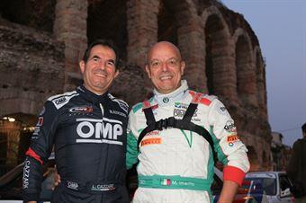 Cazzaro Luigi,Imerito Maurizio, CAMPIONATO ITALIANO RALLY AUTO STORICHE