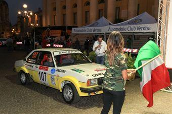 Partenza, CAMPIONATO ITALIANO RALLY AUTO STORICHE