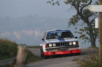 Nuccio Giuseppe,Di Salvo Giuseppe(Bmw 320,Rally Club Team,#106), CAMPIONATO ITALIANO RALLY AUTO STORICHE