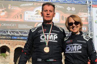 Lucky,Pons Fabrizia, CAMPIONATO ITALIANO RALLY AUTO STORICHE
