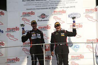 Gara 1 Piccioli De Castro (Ebimotors,Lamborghini Huracan GT3 #44) , CAMPIONATO ITALIANO GRAN TURISMO