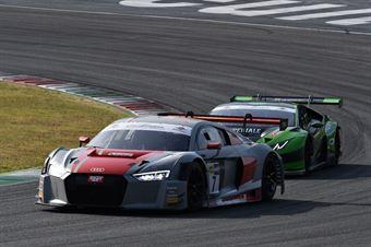 Baruch Fassler (Audi Sport Italia,Audi R8 LMS GT3 #7) , CAMPIONATO ITALIANO GRAN TURISMO