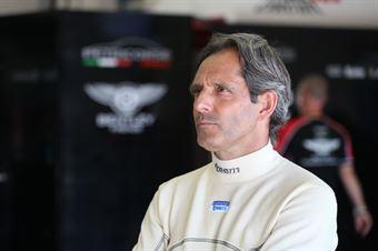 Alex Caffi ( Petri Corse Motorsport, Bentley Continental GT3 #8) , CAMPIONATO ITALIANO GRAN TURISMO