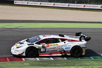 Cenedese Galbiati (Antonelli Motorsport,Lamborghini Huracan S.GTCup #103) , CAMPIONATO ITALIANO GRAN TURISMO