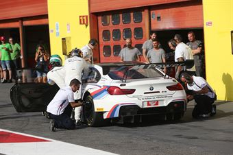 Comandini Krohn (BMW Padova Team,BMW M5 GT3 #15) , CAMPIONATO ITALIANO GRAN TURISMO