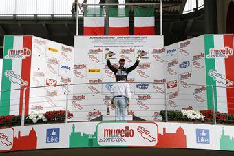 Sabino De Castro (Ebimotors,Lamborghini Huracan GT3 #44) , CAMPIONATO ITALIANO GRAN TURISMO