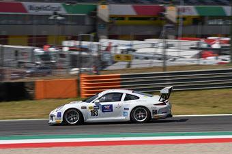 Di Benedetto Guagliardo (Porsche 997 Cup S.GTCup #163) , CAMPIONATO ITALIANO GRAN TURISMO