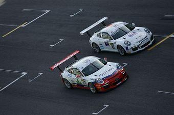 Di Benedetto Guagliardo (Porsche 997 Cup S.GTCup #163), Nicolosi La Mazza  (Ebimotors,Porsche 991 GT3#169) , CAMPIONATO ITALIANO GRAN TURISMO