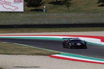 Fontana Mancinelli ( Easy Race, Ferrari 488 GT3 #3) , CAMPIONATO ITALIANO GRAN TURISMO