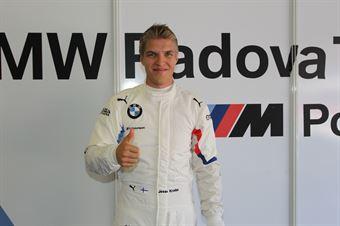 Jesse Krohn (BMW Padova Team,BMW M5 GT3 #15), CAMPIONATO ITALIANO GRAN TURISMO