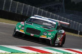 Larini Caffi ( Petri Corse Motorsport, Bentley Continental GT3 #8) , CAMPIONATO ITALIANO GRAN TURISMO