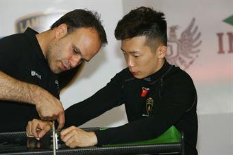 J.Liang (Imperiale Racing,Lamborghini Huracan GT3 316) , CAMPIONATO ITALIANO GRAN TURISMO
