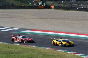 Palma Barri (Petri Corse Motorsport,Lamborghini Huracan GT3 #23) , CAMPIONATO ITALIANO GRAN TURISMO