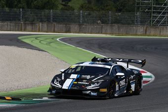 Perolini Valente (Antonelli Motorsport,Lamborghini Huracan S.GTCup #102) , CAMPIONATO ITALIANO GRAN TURISMO