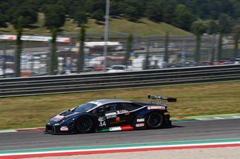 Piccioli De Castro (Ebimotors,Lamborghini Huracan GT3 #44) , CAMPIONATO ITALIANO GRAN TURISMO